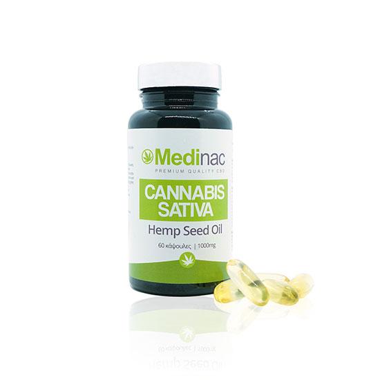 cannabis sativa capsules